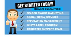 Our company offers world-class online marketing services with customers from all over the world. We are confident in the services we offer.