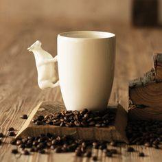 Cattle Coffee Mug | dotandbo.com
