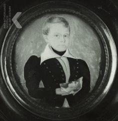 Samuel Baruch Benavente   Portrait of Willem Lodewijk Carel Adriaan Gey van Pittius (1820-1898)