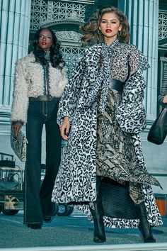 trend week Autumn can be highly effective and female - with TOMMYXZENDAYA four Level Suspe Fashion Week, 90s Fashion, Fashion Models, Boho Fashion, Winter Fashion, Girl Fashion, Fashion Looks, Fashion Outfits, Womens Fashion