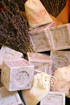 The Paris Market & Brocante: The Lavenderie: Take a deep breath of Lavender and call me in the morning.