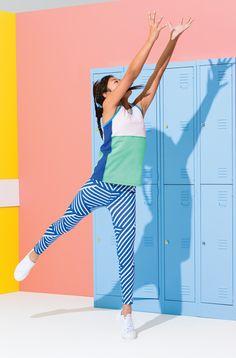 Shorts & Tees // Instore Now! Cotton On Kids - www.cottononkids.com Preteen Fashion, Sport Fashion, Kids Fashion, Sport Outfits, Kids Outfits, Rita Ora Adidas, Kids Sportswear, Little Sport, Sport Chic
