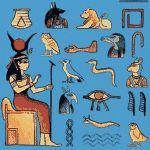 La Escritura - Egipto para Niños