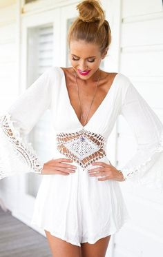 Look at All These Ways to Wear White Dresses This Summer ...