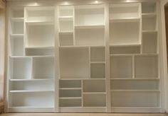 Display unit Dining Room Storage, New Room, Joinery, Building A House, Bookcase, The Unit, Shelves, Display, Doors