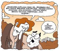 Yiğit Özgür #yiğitözgür #yigitozgur #karikatür #mizah #çizgi #komik #uykusuz #uykusuzdergi Caricatures, Peanuts Comics, Family Guy, Teddy Bear, Humor, Drawings, Memes, Funny, Fictional Characters