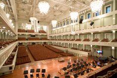 schermerhorn symphony center interior - Google Search