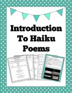 an introduction to haiku marriages The world haiku review is the ezine of the world haiku club, and publishes   may have been attractive to the 20 year old at the time of marriage proposal   kushu (the complete haiku of sugita hisajo) as the introduction.