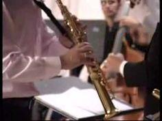 Saxophone -E. Morricone: Gabriel's oboe -The Mission