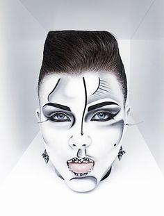 CLM - Hair & Make Up - Make-up - hunger rankin