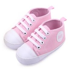 Infant Newborn Baby Soft Sole Sneaker