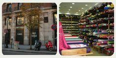 El Taller de AnitaDinamita: Algunas tiendas en Madrid!!