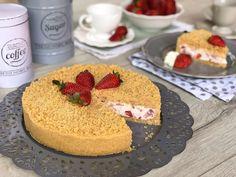 Mini Desserts, Just Desserts, Delicious Desserts, Dessert Recipes, Torte Cake, Cake & Co, Mousse, Italian Cake, Latte