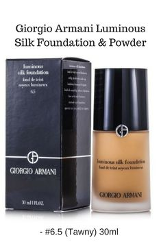 A feather-light oil-free fluid foundation with Micro-fil technology. Giorgio Armani, Powder Foundation, Discount Price, Hair Beauty, Hair Accessories, Girly, Coffee, Link, Check