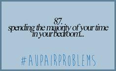 #aupairproblems Au Pair