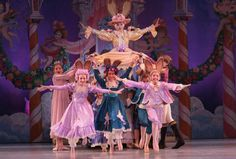 "The School of Richmond Ballet's ""The Nutcracker"" Performance"