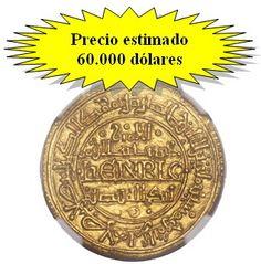 """Subasta de Heritage Rare Coins """"Monedas Antiguas y del Mundo ..."""