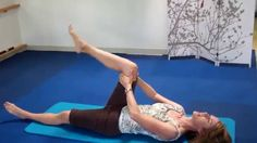 Stretches and exercises for sciatic pain and piriformis syndrome.  http://www.pilates-back-joint-exercise.com/stretches-for-sciatica.html