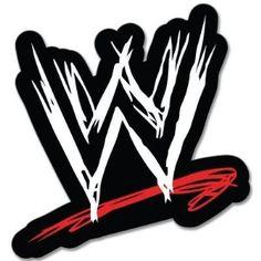 WWE World Wrestling Entertainment Vinyl Decal Sticker Wrestling Party, Wrestling Wwe, Wrestling Birthday, Chambre Wwe, Wwe Bedroom, Wwe Birthday, Birthday Parties, Wwe Cake, Wwe Accessories
