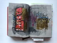 Yomar Augusto sketchbook #calligraphy