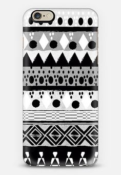 I really like this type of aztec case, it really stands out