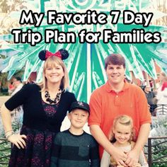 Updated January 11, 2017 Have you been California dreaming? I've got a trip plan for you to use exactly as I've designed it or to customize it for your own needs. I'm incorporating plenty of time at Disneyland, plus adding in some SoCal favorites that work well with families with young children...