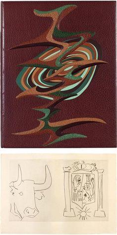 Pablo Picasso, Marcos Jimenez de la Espada et Pierre Margry Le Frère mendiant o Libro del Conocimiento. Los Viajes en Africa ...