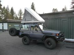 Seems like a reliable way to get a lot of places.. 1987 Toyota Land Cruiser Diesel BJ 70