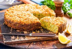 A great one for school or office lunches, this cheese crumble can be served up as a tasty leftover throughout the week!
