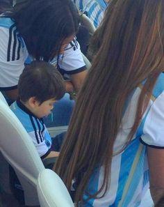 Thiago Messi présent Argentine-Suisse - http://www.actusports.fr/110025/thiago-messi-present-argentine-suisse/