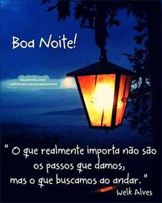 Boa noite!!