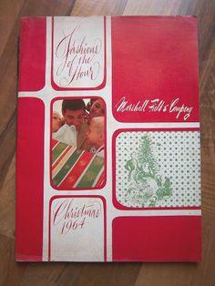 Vintage 1964 Marshall Field & Company Christmas Catalog