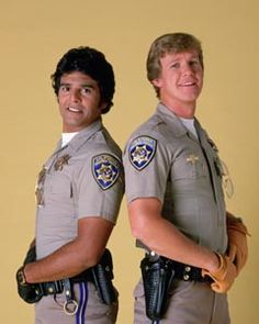 The CHiPs movie will be rated R and along the lines of Lethal Weapon Larry Wilcox, Chip Costume, Chips Series, Armadura Ninja, 90s Tv Shows, Hot Cops, Men In Uniform, Classic Tv, Favorite Tv Shows
