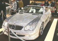 worlds most expensive diamond car