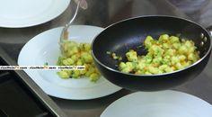 gnocchi con ragù di verdure