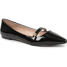 Pretty flats with strap detail from Carvela.  £49 from Selfridges.