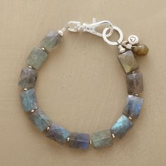 Labradescence Bracelet in {productContextTitle} from {brandTitle} on shop.CatalogSpree.com, your personal digital mall.