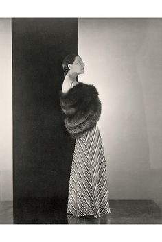 Diana Vreeland, one of the most influential arbiters of style