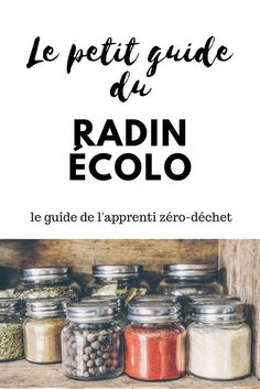 Ecolo Waste Reduction, Green Life, Camping Gifts, Zero Waste, Better Life, Food Videos, The Balm, Yummy Food, Guide