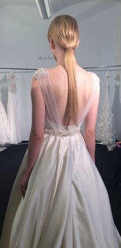 Mira Zwillinger FALL 2015 #Wedding Dresses // Aisle Perfect