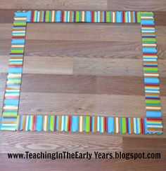For all your classroom crafting ideas!