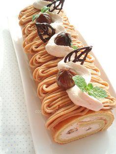 TailorTang | chestnut roll cake2