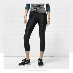 Nike Store Deutschland. Nike Swift Frauen Lauf-Caprihose