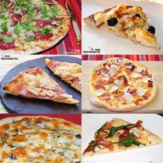 Fig Pizza, Good Pizza, Quiches, Perfect Pizza Dough Recipe, Avocado Pizza, Prosciutto Pizza, Making Homemade Pizza, Chapati, Empanadas