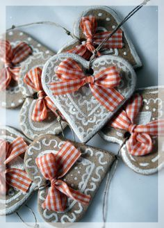 Salt Dough Gingerbread