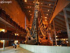 Cosa vedere a Stoccolma: il museo Vasa, attrazione imperdibile! Carousel, Ferris Wheel, Fair Grounds, Museum, Carousels