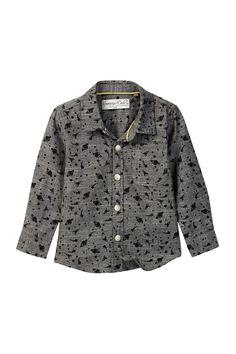 Strummer Long Sleeve Shirt (Baby Boys)