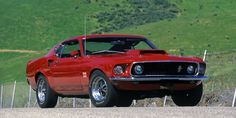1969/1970 Ford Mustang Boss 429