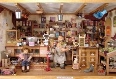 """In """"General"""" this is a store... :-) Just LOOK at the detail!!"""