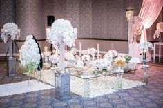 Blooming Bouquet - San Jose, CA, United States. Persian Ceremony